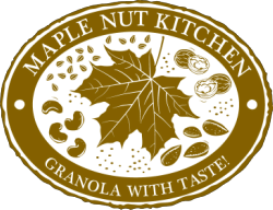 Maple Nut Kitchen- Granola with Taste!